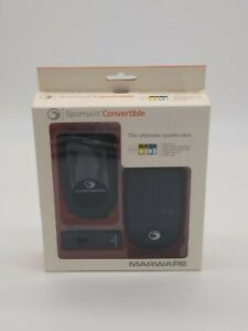 Sportsuit Convertible For Ipod Mini: Black Ultimate Sports Case Active Lifestyle