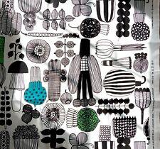 Marimekko puutarhurin parhaat fabric 50 x145 cm,100% cotton