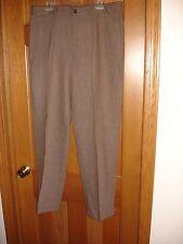 Le Collezioni Structure men's dress pants size 38 reg USED WORN  D-26