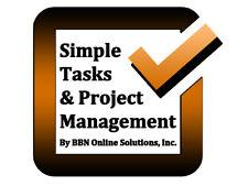 Simple Tasks & Project Management by BBN Online Solutions for MS Windows Desktop