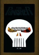 Punisher #1 NM- RRP Euro Variant Exclusive Limited to 400 Kills Marvel Universe