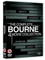 DVD The complete bourne 4 movie collection Occasion