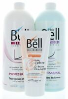 HairBell Shampoo + Conditioner + HairCream intensiv PRO wie Hair Jazz Hair Plus