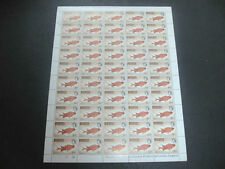 Mint Never Hinged/MNH Sheets Stamps (Pre-1981)