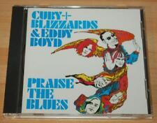 Cuby + The Blizzards & Eddy Floyd - Praise The Blues - Original 1990 Mercury CD