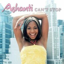 Ashanti Can't stop (1997/2004) [CD]