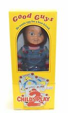 "Chucky 12"" Dream Rush Good Guy Doll Childs Play w/Hat & patch Toy Figure UNOPEN"
