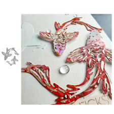 Carp Fish Metal Cutting Dies Scrapbooking Embossing Paper Card Making Craft DIY