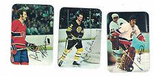 1977 Topps Glossy NHL Hockey #18 Larry Robinson Montreal Canadiens