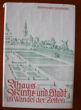 Bernhard Segbers: Ahaus. Kirche und Stadt im Wandel der Zeiten, Ahaus 1971