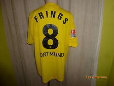 "Borussia Dortmund gool.de Heim Trikot 2002/03 ""e-on"" + Nr.8 Frings Gr.XL"
