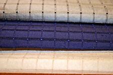 100% Silk Pintuck Squares Dupion Fabric, Bridal, Evening, Costume, Re-enactment