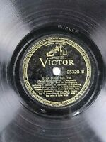 Benny Goodman and his Orchestra 78 RPM Star Dust Fox Trot Victor 25320