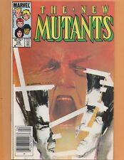 New Mutants 25, 26, 27, 28 (1st Legion appearances)