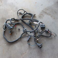 1990 CHEVROLET CORVETTE FRONT LIGHT ENGINE COMPARTMENT ORIGINAL WIRING HARNESS
