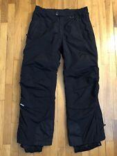 Obermeyer Men's Ski/snowbord Pants, Black, Large