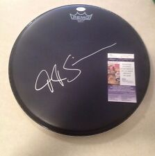 "Whiplash JK SIMMONS  Signed 14"" REMO  Drumhead JSA M17734"