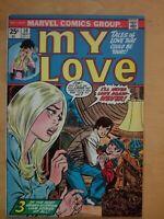 My Love #30 1974-Marvel-romance stories-Jack Katz-Gene Colan