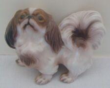Small Royal Copenhagen Dahl Jensen Figurine Pekingese Dog 1146