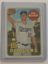 Cody Bellinger 2018 Topps Heritage All Star Rookie #118