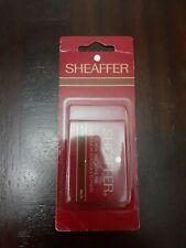 New box of 5 BROWN Sheaffer Slim Ink Cartridge Fits Slim Targa fountain pen