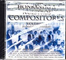 HONRANDO A NUESTRO COMPOSITORES VOL.1 / MUSICA DE PUERTO RICO - CD
