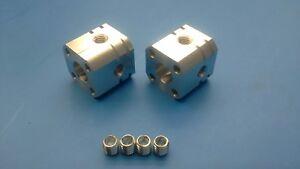 Lauterbacher Alu-Radmitnehmer 18 mm Vierkant für FG Modelle. Wie FG Art. 6106/02