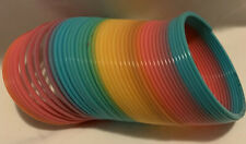 Large size multicolor slinky Toy