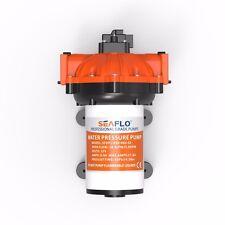 SEAFLO 12V 5GPM 60PSI Electric Water Diaphragm Pumps Self priming RV Boat Marine