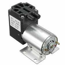 DC12V mini vacuum pump negative pressure suction electric pump 5L/min 120kpa New