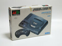 SEGA MEGA DRIVE Console System Fully Working Free Shipping Import Japan