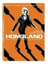HOMELAND SEASON 7 BRAND NEW SEALED THE COMPLETE SEVENTH SEASON DVD DRAMA DANES