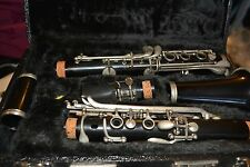 Rossetti Clarinet Black  serial number MUSICAL INSTRUMENT in hard CASE