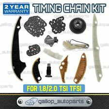 Timing Chain Kit For Audi A3 A4 A5 A6 For VW GOLF Passat SKODA 1.8 2.0 TFSI TSI
