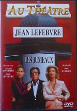 DVD LES JUMEAUX  Jean LEFEBVRE  Jacqueline MILLE  Louis FALAVIGNA
