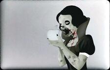 "Zombie Princess Decal for 11"" MACbook Air - sticker"