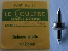 LeCoultre caliber 449, 450 Vacheron 453 & 454 staff balance #723