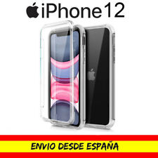 Funda Doble 360 Iphone 12 / Mini / Pro / Max / Transparente Delantera y Trasera