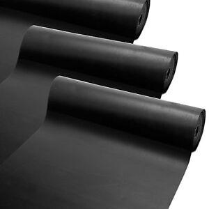 Floordirekt | SBR Gummimatte Dicke: 1mm | 120cm Breit | Gummiplatte Bautenschutz