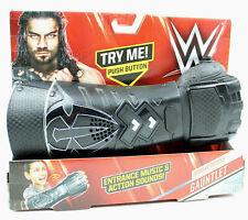 WWE Roman Reigns Gauntlet Kids Glove w/ Entrance Music & Action Sounds (Mattel)