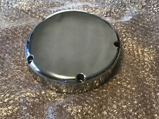 INDIAN GILOROY CHIEF SPIRIT SCOUT POLISHED  DERBY CLUTCH COVER  2002-2004