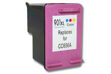 ORIGINALE VHBW COLORE CARTUCCIA PER HP Officejet 901 XL CC655A CC655AA