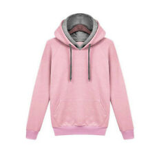 Women's Hoodie Sweatshirt Long Sleeve Hooded Coat Pullover Jumper Tops Sweater