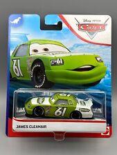 Disney Pixar Cars - James Cleanair Diecast - Dinoco 400