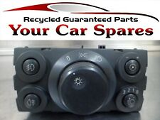 Vauxhall Astra Headlight Adjustment Switch 07-10 Mk5