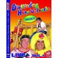 "HANS & DIETLINDE WERNERLE ""KINDERMUND-LIVE-TEIL 1"" DVD"