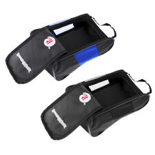 Portable Waterproof Golf Sport Shoes Storage Bag Travel Case Bag - Pack of 2