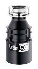 InSinkErator Badger 5 1/2hp Food Waste Garbage Disposer