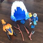 2015 Animal Planet Yeti Play Set Toys R Us Exclusive Not Complete SEE PICS