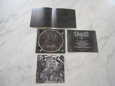 Ungod - Cloaked In Eternal Darkness CD NEW+++NEU+++